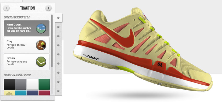 design your own tennis shoes