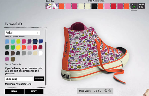 Design Your Own Converse All Star  0bc2f9f87