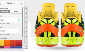 Customize Your Own Kobe Bryant Shoes