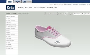 design your own Keds