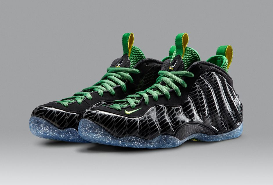 Nike Air Foamposite One Oregon