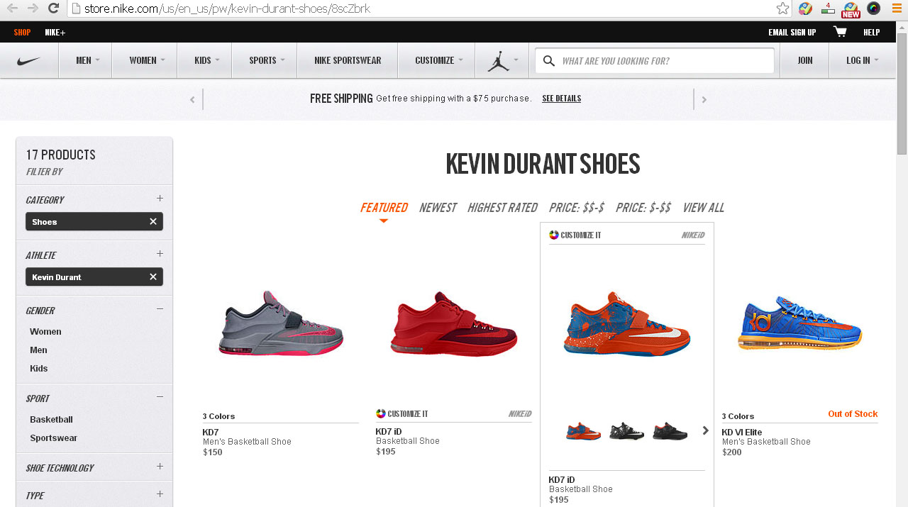 Customize Your Own KDS Shoes  dba9f6533