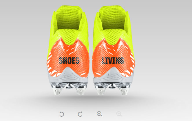Build Your Own Nike Football Shoes