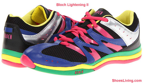 Bloch lightening shoe