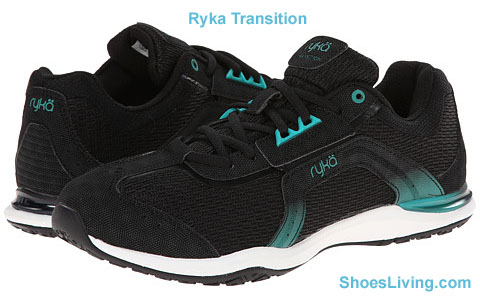 Ryka Transition Zumba shoes