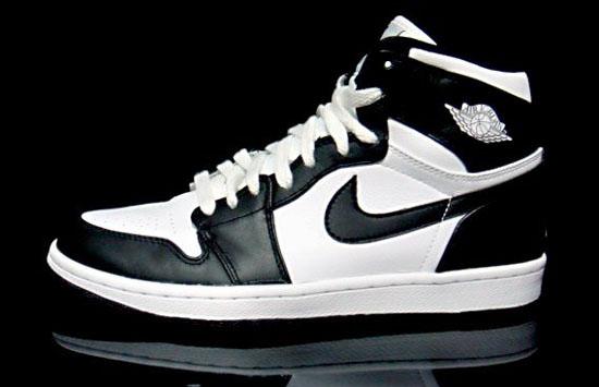 Nike Air Jordan I basketball shoes