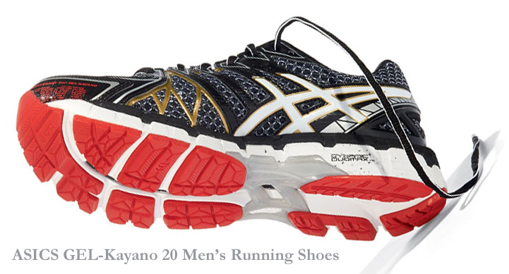 ASICS GEL-Kayano 20 Men's Running Shoes