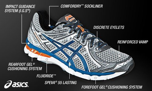 ASICS GT 2000 2 Men's Running Shoes