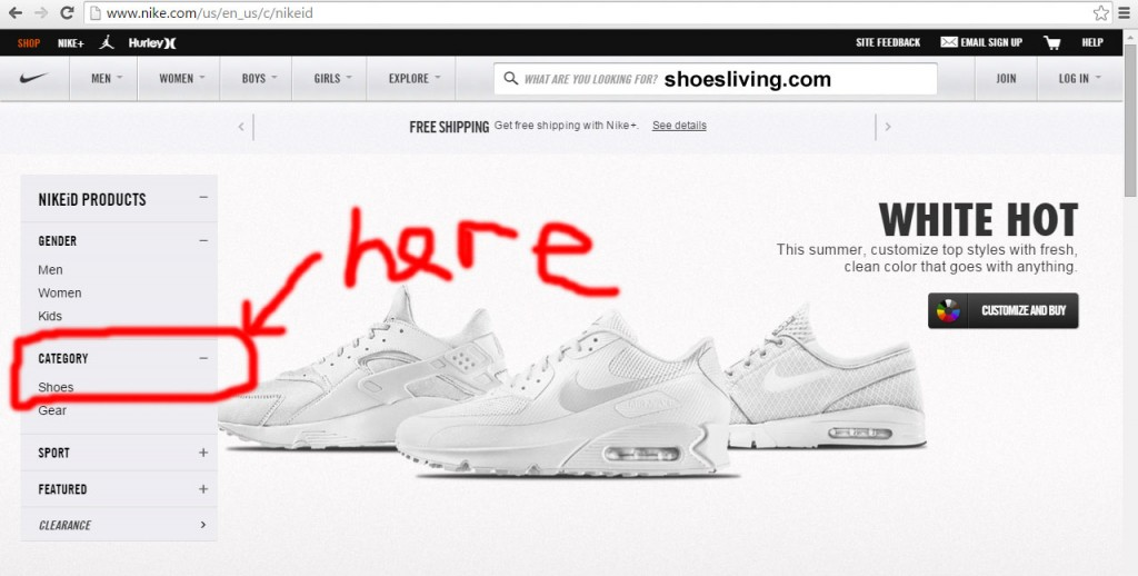 Design Your Own Nike Shoes Customize And Make