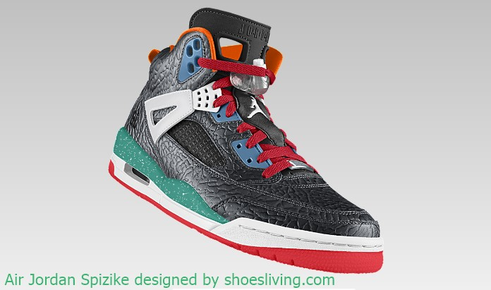 Customize Basketball Shoes Jordan