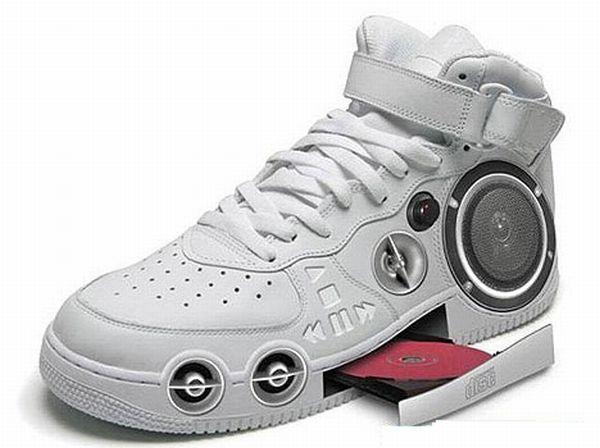 Dada MP3 Sneakers