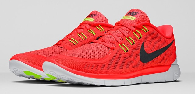 Nike Free CrossFit shoes